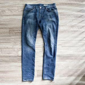 MENS All Saints Pistol Button Up Skinny Jeans 33